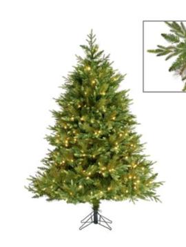 Goodwill Weihnachtsbaum mit Beleuchtung