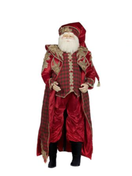 Goodwill Santa life size