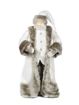 Goodwill Weihnachtsmann Puppe weiß