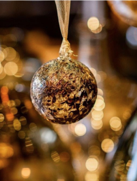 DutZ Kerstballen luster spots