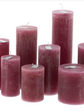 DutZ Kerzen rosa