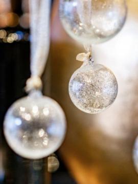 DutZ Kerstballen transparant