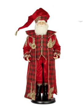 Goodwill Santa Claus figurine