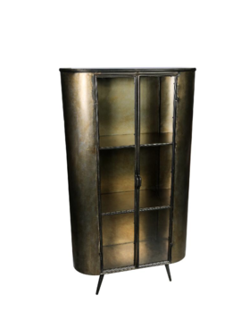 Cabinet Gold Milanese