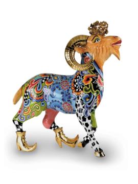 Steinbock figur Ibex