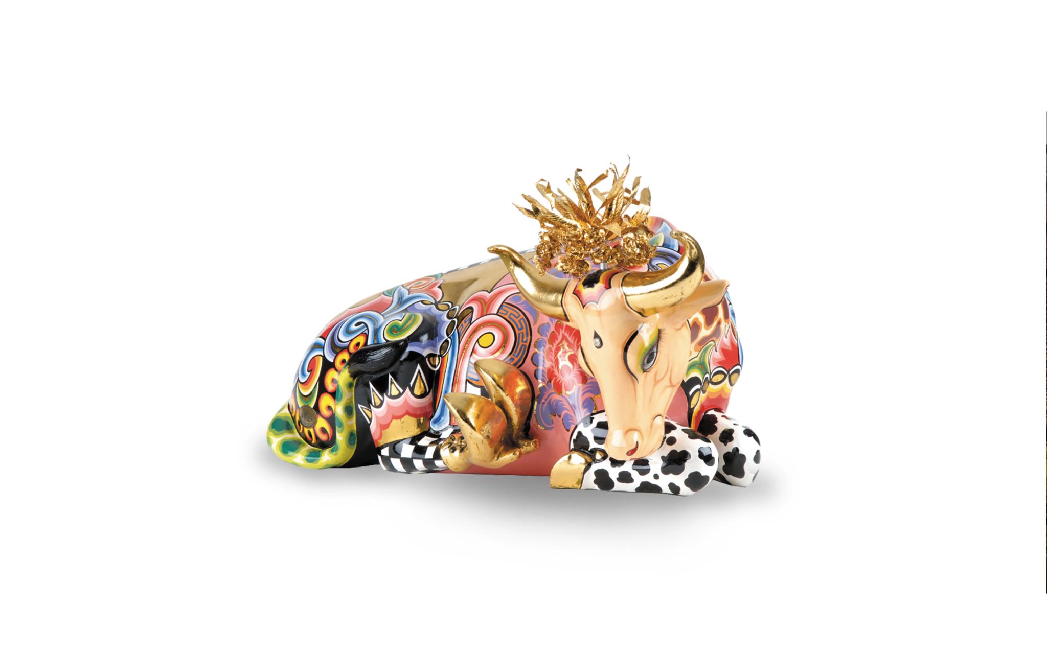 Cow figurine Marie - H35 cm