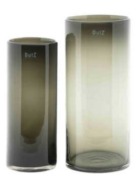 DutZ Vazen zwart smoke