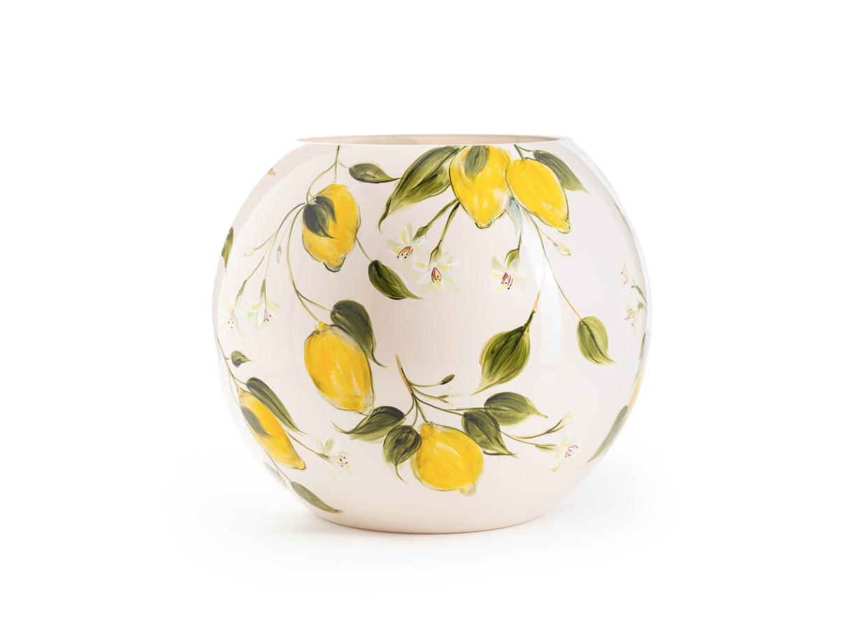 Fidrio Lemon vase - D25 cm