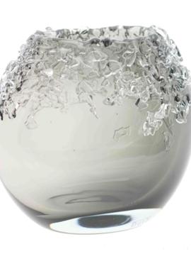 DutZ Vase Bumpy grey