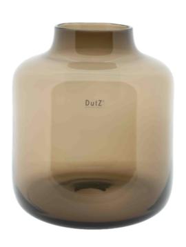 DutZ Vase Tisza XL Rauchbraun