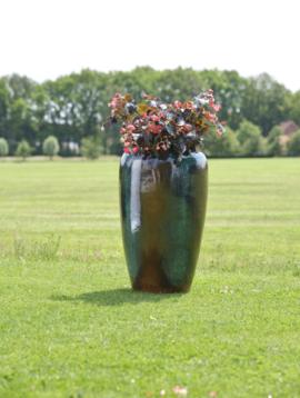 Blue planter Odessa