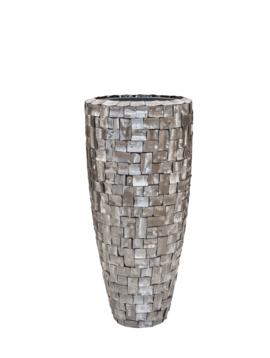 Grey flower vase Kaprun