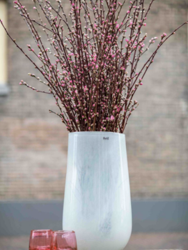DutZ Vase robert 2.0 white