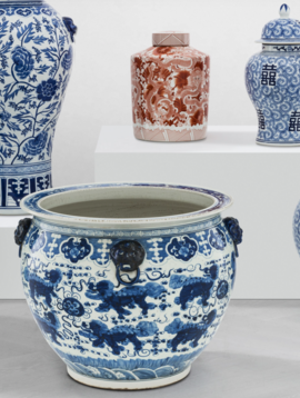 Eichholtz Chinese bowl