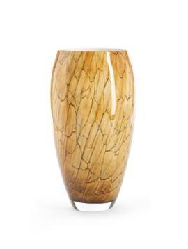 Fidrio Gelbe Vase Desert