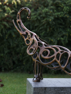 Gartenskulptur Elefant