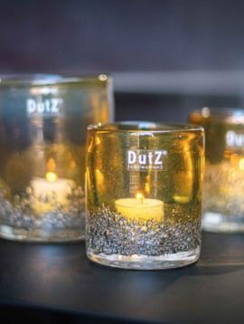 DutZ Theelicht bubbles gold