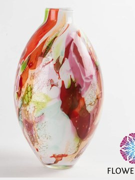 Fidrio Vaas Mixed Colors Bottle Mio