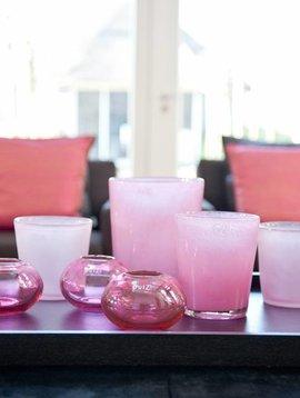 DutZ Conic fuchsia vases