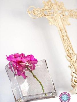 DutZ Rectangular clear vases
