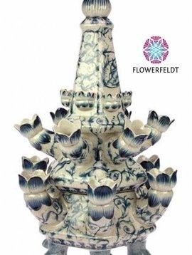 Porcelain vase DeLuxe