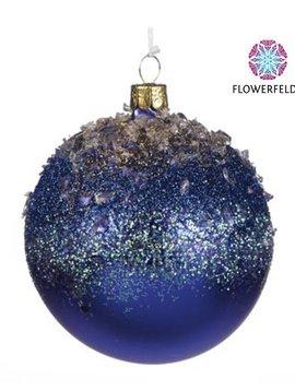 Glitter Crush Ball Blue (set van 3)
