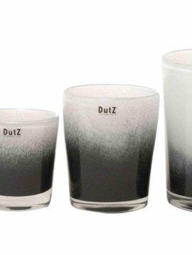 DutZ Conic grey-white vases
