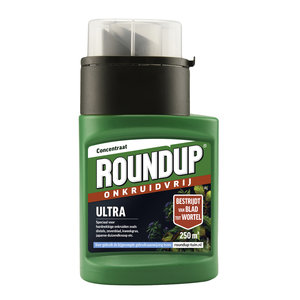 Roundup Ultra Hardnekkig Concentraat 125ml
