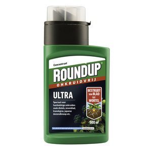 Roundup Ultra Hardnekkig Concentraat 250ml