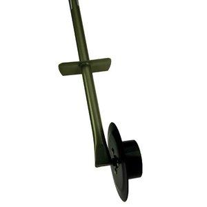 Talen Tools Graskantsteker op wiel