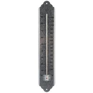 Talen Tools Thermometer metaal 50 cm gegalvaniseerd