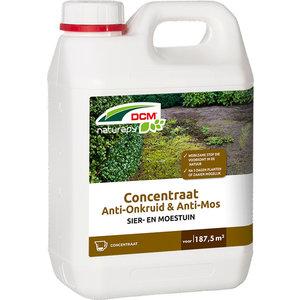 DCM Anti-onkruid Anti-mos Totaal Concentraat 2.5L