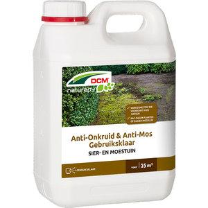 DCM Anti-onkruid Anti-mos Totaal RTU 2.5L