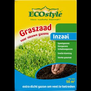 ECOstyle Graszaad Inzaai