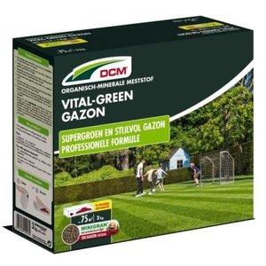 DCM Meststof Vital-Green Gazon 3 KG