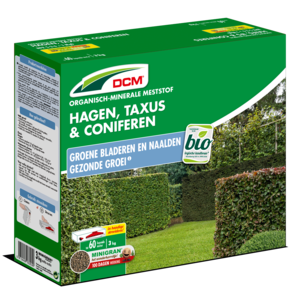 DCM Meststof Hagen, Taxus  & Coniferen 3 KG