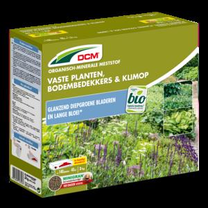 DCM Meststof Vaste planten, Bodembedekkers & Klimop 3 KG
