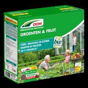 DCM Meststof Groenten & Fruit 3 KG