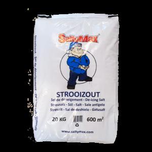 SaltyMax Strooizout 20 KG