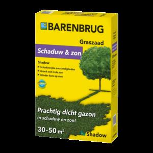 Barenbrug Schaduw & Zon (Shadow) 1KG