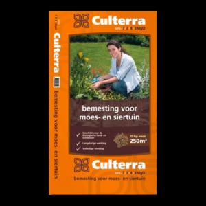 Culterra Oranje 7-3-4+3MgO BIO Mestkorrel 10 kg