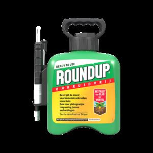 Roundup Roundup Drukspuit kant-en-klaar 2,5L
