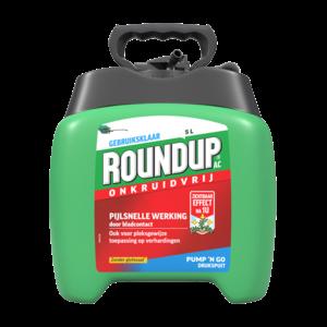 Roundup Naturel Spray 5L Pump 'n Go
