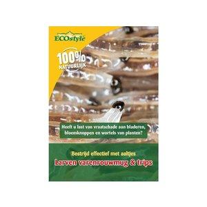 ECOstyle Aaltjes tegen larven varenrouwmug