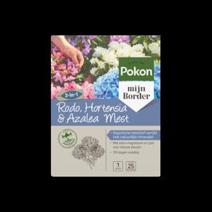 Pokon Hortensia, Rhododendron & Azalea, Mest 1kg