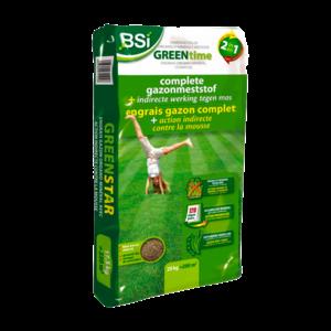 BSI GREENtime 2 in 1 - 20kg