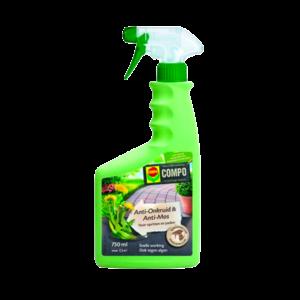 Compo Anti-Onkruid & Anti-Mos Spray 750ml