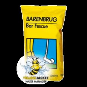 Barenbrug Bar Fescue 15KG - met Yellow Jacket coating