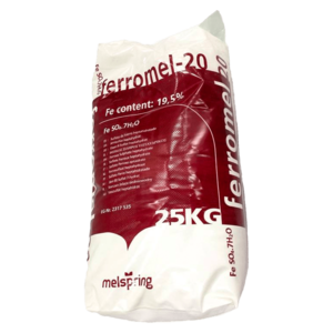 Melspring Ijzersulfaat 25kg - Ferromel