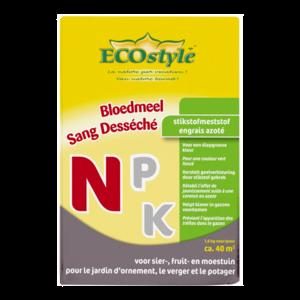 ECOstyle Bloedmeel 1.6 KG